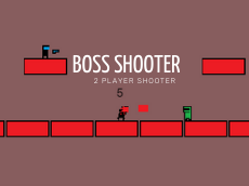 Boss Shooter - 2 player shooter