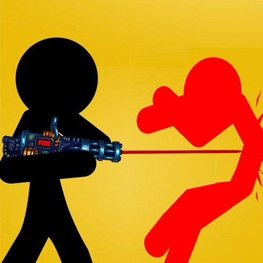 Clash of Stickman Warrior Game